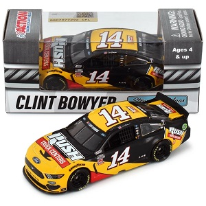 Clint Bowyer #14 1/64th 2020 Lionel Rush Truck Centers Mustang
