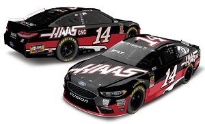 Clint Bowyer #14 1/64th 2018 Lionel HAAS Automation Ford Fusion
