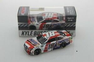 Kyle Busch #18 1/64th 2020 Lionel Snickers White Toyota