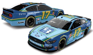 Ricky Stenhouse Jr #17 1/64th 2019 Lionel Fifth Third Bank Mustang
