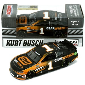 Kurt Busch #1 1/64th 2020 Lionel GearWrench Camaro