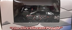 Scott Bloomquist #0 1/64th 2020 ADC Drydene dirt late model