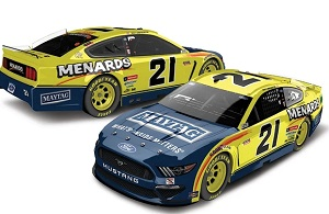 Matt DiBenedetto #21 1/64th 2020 Lionel Menards Maytag Mustang
