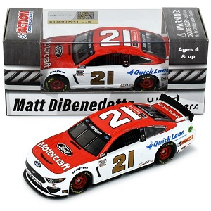 Matt DiBenedetto #21 1/64th 2020 Lionel Motorcraft Mustang