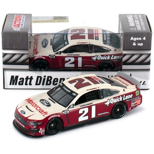 Matt DiBenedetto #21 1/64th 2020 Lionel Motorcraft Darlington Mustang