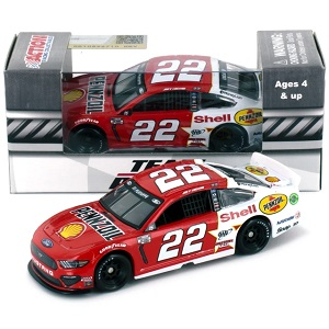 Joey Logano #22 1/64th 2020 Lionel Shell-Pennzoil-Darlington Mustang