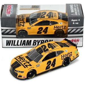William Byron #24 1/64th 2020 Lionel Hertz Camaro
