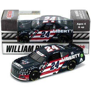 William Byron #24 1/64th 2020 Lionel Liberty University Camaro