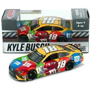 Kyle Busch #18 1/64th 2020 Lionel M&Ms All Star Toyota
