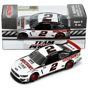 Brad Keselowski #2 1/64th 2020 Lionel Discount Tires Mustang