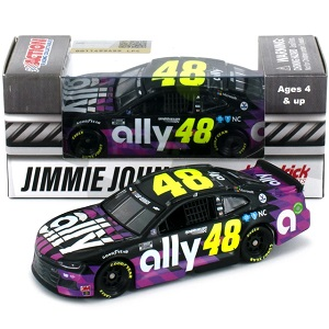 Jimmie Johnson #48 1/64th 2020 Lionel Ally All Star Camaro
