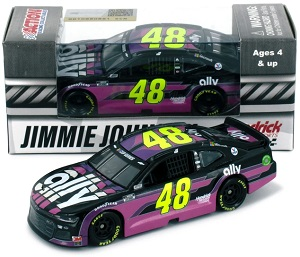 Jimmie Johnson #48 1/64th 2020 Lionel Ally Danny Koker Counting Cars Camaro