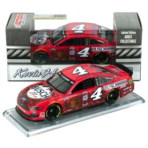 Kevin Harvick #4 1/64th 2020 Lionel Busch Light Apple All Star Mustang