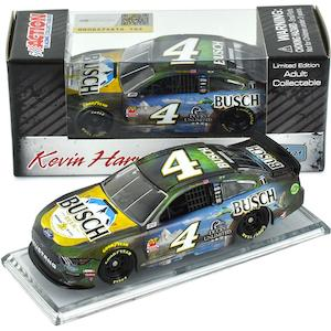 Kevin Harvick #4 1/64th 2019 Lionel Busch Ducks Unlimited Mustang