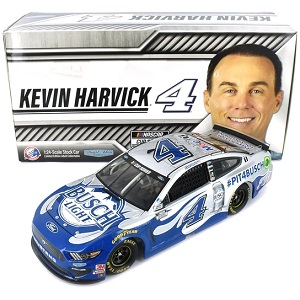Kevin Harvick #4 1/24th 2020 Lionel Pit4 Busch Mustang