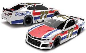 Ross Chastain #77 1/64th 2020 Lionel Spire Motorsports Dirty Mo Media Darlington Camaro