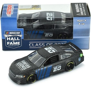 Nascar Hall of Fame Class of 2020 1/64th 2020 Lionel Hall of Fame Drivers Mustang