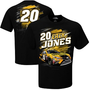 Erik Jones #20 2018 Dewalt Torque two-sided t-shirt