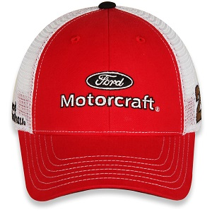Matt DiBenedetto #21 2020 Motorcraft mesh trucker adjustable hat