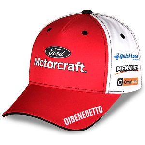 Matt DiBenedetto #21 2020 Ford Motorcraft uniform hat
