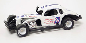 Tommy Corellis #28 1/64th scale modified coupe