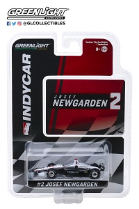 Josef Newgarden #2 1/64th 2019 Greenlight Hitachi Indycar