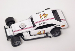 George Kent #41 1/64th Custom-built Pinto modified