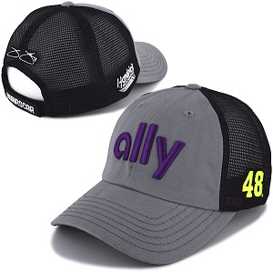 Jimmie Johnson #48 2019 ALLY mesh trucker hat