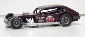 Wayne Edwards #48 1/64th Stump Jumper custom built Pinto modified