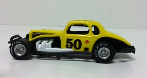 Sonney Seamon #50 1/64th custom-built coupe  modified