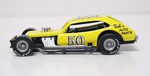 Sonny Seamon #50 1/64th custom-built Pinto modified