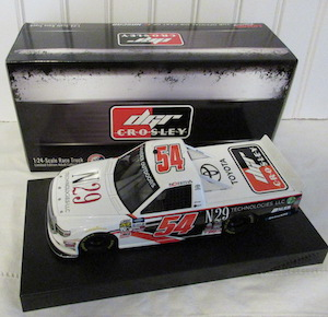 Natalie Decker #54 1/24th 2019 Lionel N29 Technologies Tundra