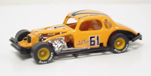 Richie Evans #61 1/64th scale modified coupe