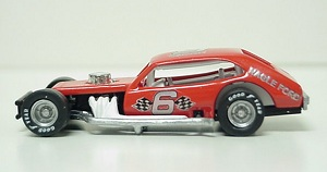 Maynard Troyer #6 1/64th Nagle Ford Custom-built Pinto modified