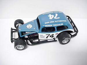Roger Treichler #74 1/25th Gor-Den custom built modified