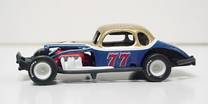 Dean Hoag #77 1/64th  custom-built coupe  modified