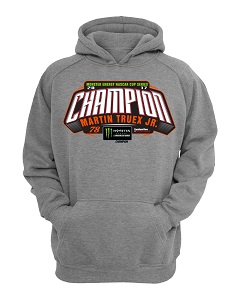 Martin Truex Jr #78 Monster Energy Cup 2017 Monster Energy NASCAR Champion hoodie