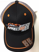 Dale Earnhardt Jr #88 JR Nation Appreci88ion Tour mesh  hat