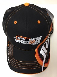 Dale Earnhardt Jr #88 JR Nation Appreci88ion Tour black twill   hat
