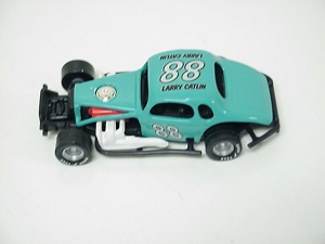 Larry Catlin #88 1/64th custom-built coupe  modified
