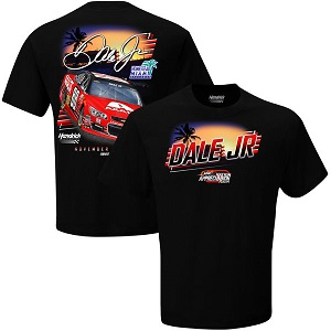 Dale Earnhardt Jr #88 AXALTA Homestead Last Race  black tee shirt
