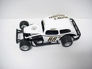 Mike Loescher #88 1/25th scale custom built diecast coach