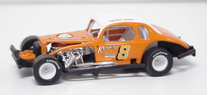Freddie Adams #8 1/64th scale modified coupe