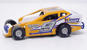 Bob McCreadie #9 1/64th scale DIRT modified