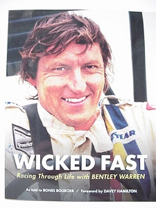 Wicked Fast: Racing Through Life with Bentley Warren book