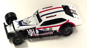 Will Cagle #24 1/64th scale Pinto modified