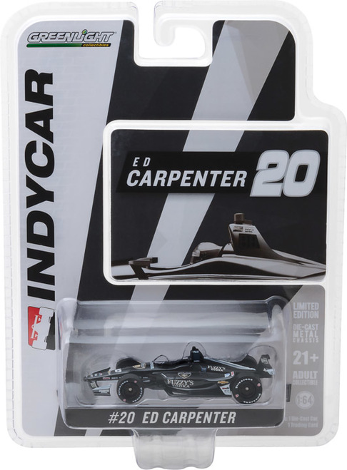 Ed Carpenter #20 1/64th 2018 Greenlight Fuzzy's Vodka  Indycar