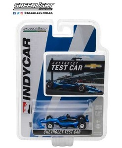Chevrolet Test Car 1/64th 2018 Greenlight Indycar