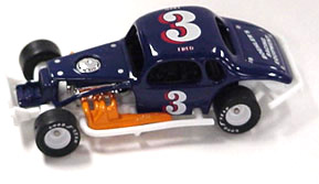 Fred DeSarro #3 1/64th scale modified coupe