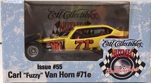 Carl Fuzzy VanHorn #71e 1/64th scale modified